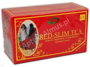 RED SENES tea 2 g 30 toreb.