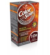 COLOR & SOIN Farba do włosów 10R 135 ml intcz