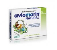 Aviomarin Natural 10 tabletek