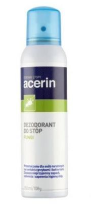 ANIDA ACERIN FUNGI Dezodorant do stóp spray 150 ml