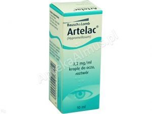Artelac krop.do oczu 3,2 mg/ml 10 ml